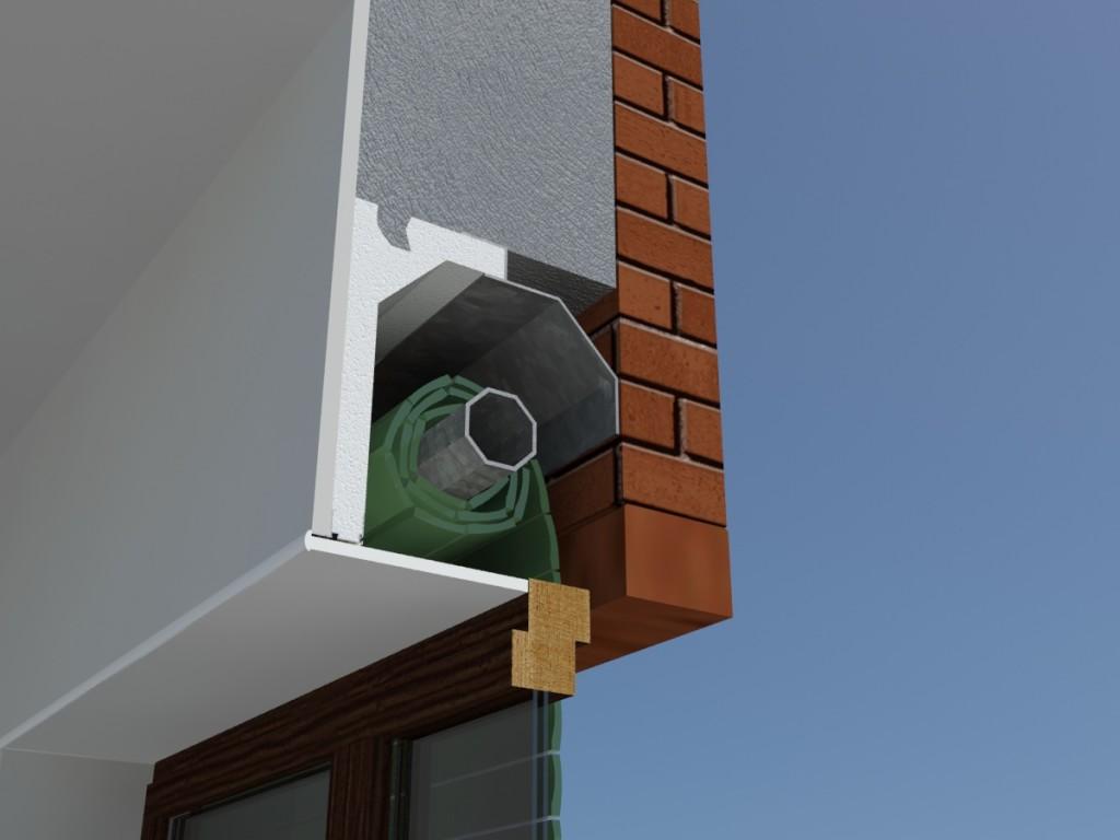 Il cassonetto un problema eostre - Tapparelle con cassonetto esterno ...